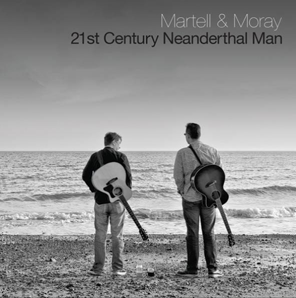 21st century neanderthal man album cover