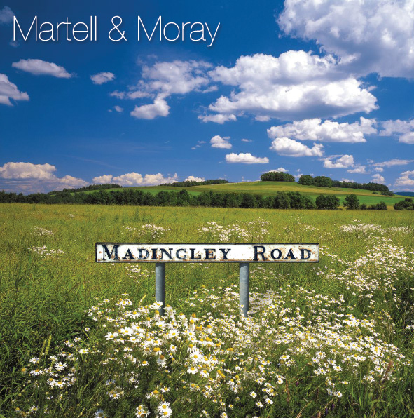 Madingley Road album cover