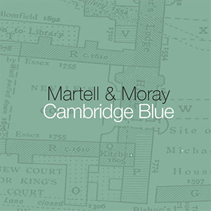 Cambridge Blue album cover